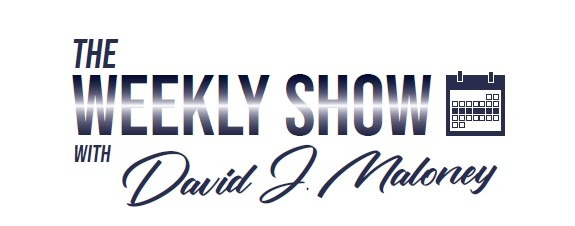 The Weekly Show Logo